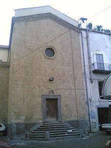 Visit The church of Sant'Aniello Caponapoli