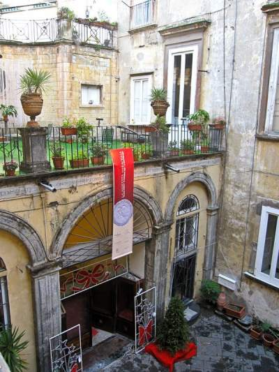 Visita Palazzo Venezia – Napoli