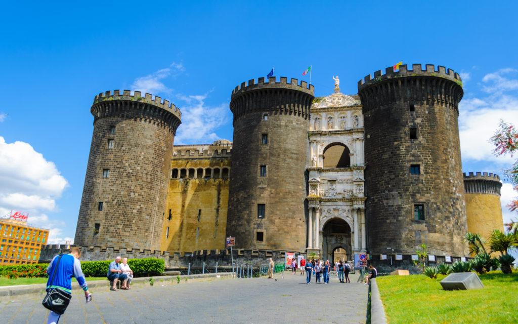 Visiting Castel Nuovo/Maschio Angioino