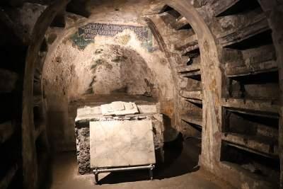 Catacombe di San Gaudioso. Scendi nel sottosuolo di Napoli