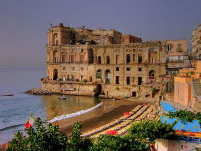 Discover Posillipo district in Naples