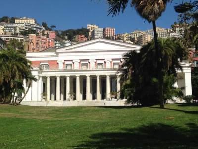 Visita Villa Pignatelli, un gioiello napoletano ( Info, orari, come arrivare )