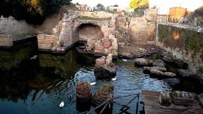 Il Sacello degli Augustali a Miseno, Napoli
