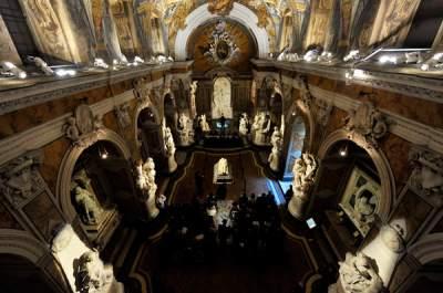 Visit Sansevero Chapel