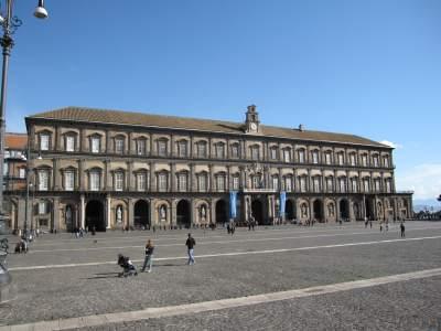 Palazzo Reale Napoli. Un must per una visita in città